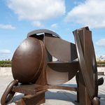 Review: Anthony Caro on the Roof, Metropolitan Museum of Art, NYC