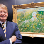 Christie's chairman steps down after 27 years