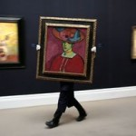 Sotheby's art handlers in strike threat