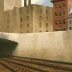 Review of Edward Hopper's Approaching a City 1946