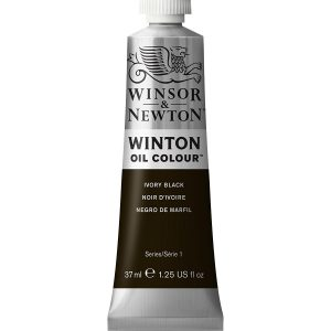 Read more about the article Should You Use Black?  For the Serious Oil Painter It Is a Serious Question