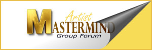 Check Out the NEW Artist Mastermind Group Forum