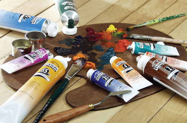 Matte and Glossy Finishes in Oil Painting
