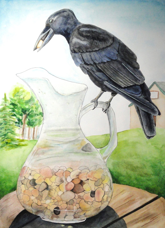 The Crow and the Jug Principle