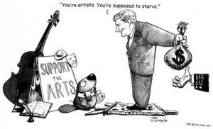 5 Lies About Selling Art We All Fall For
