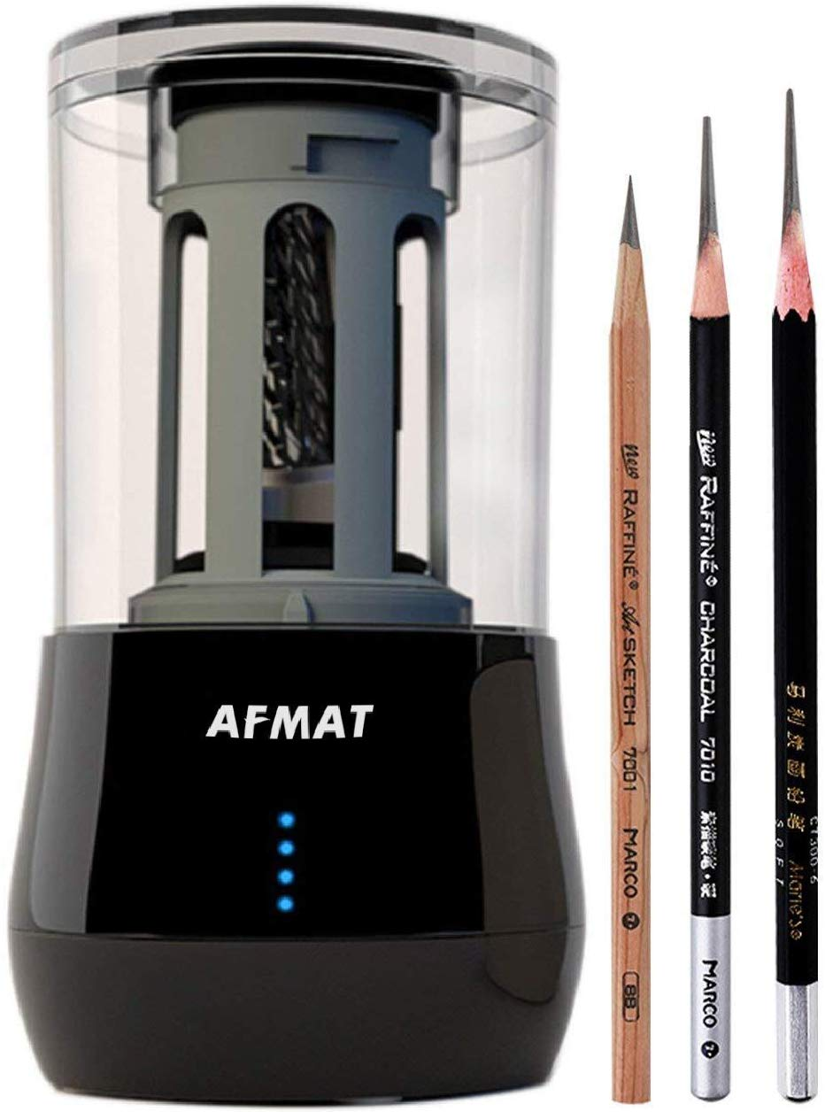 Long Point Pencil Sharpener for Artists Image